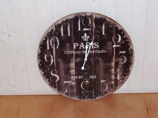 Large Paris Pendulum Wall Clock