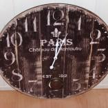 Large Paris Pendulum Wall Clock 2
