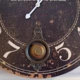 Large Chateau Pendulum Wall Clock 2