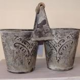 Double Zinc Pot 3