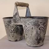 Double Zinc Pot