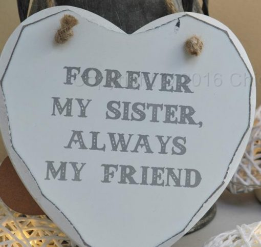 Forever My Sister Always My Friend