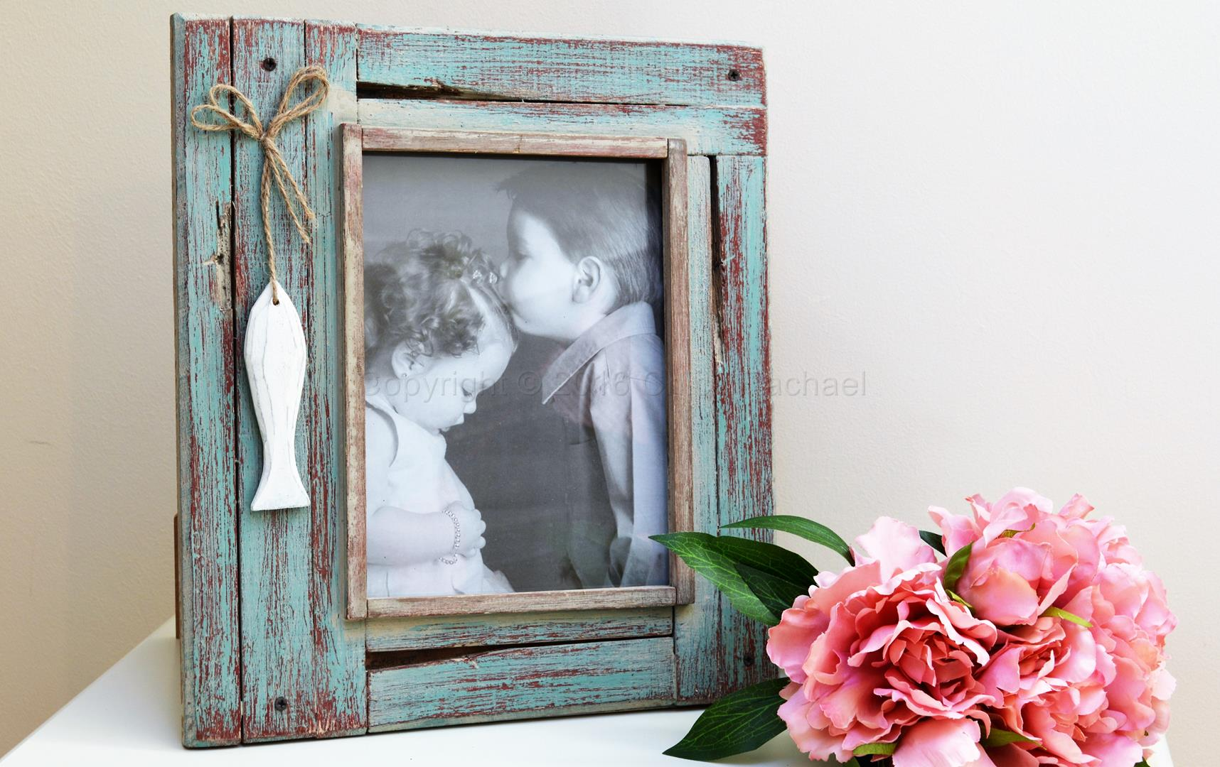 Shabby Chic Photo, Picture Frames