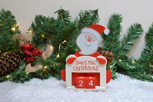 Father Christmas Advent Countdown