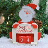 Father Christmas Advent Countdown 1