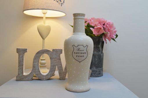 Finest Savings Fund Saving Bottle