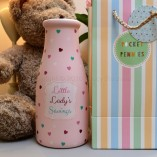 Little Lady's Savings Bottle 3