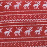 Reindeer Christmas Cushion 1