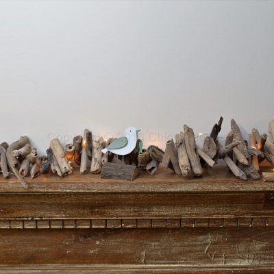 Long Driftwood Garland