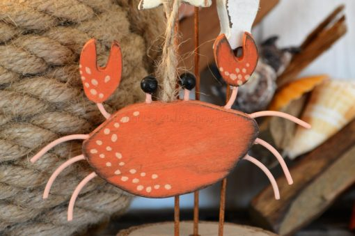 Hanging Crab Decoration 1