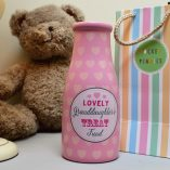 Lovely Granddaughter's Treat Fund Money Pot