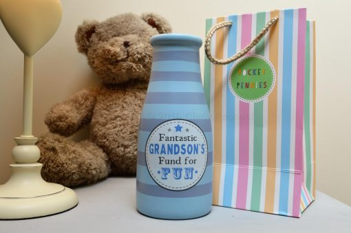 Fantastic Grandson's Fund For Fun Money Pot