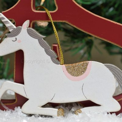 Princess Unicorn Hanging Decoration