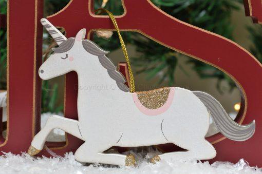Princess Unicorn Hanging Decoration