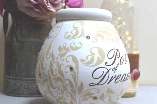 Fleur De Lis Pot Of Dreams