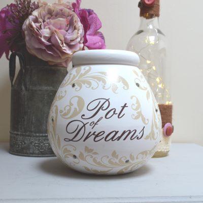 Fleur De Lis Pot Of Dreams 7