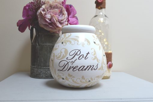 Fleur De Lis Pot Of Dreams 7