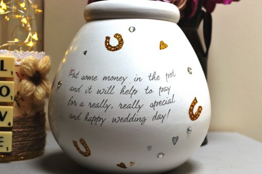 Wedding Fund Pot Of Dreams Money Pot 4