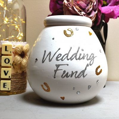 Wedding Fund Pot Of Dreams Money Pot 9
