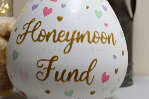 HONEYMOON FUND POT OF DREAMS MONEY POT 7