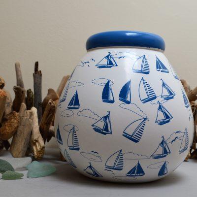 Nautical Boat Pot Of Dreams Money Pot 4