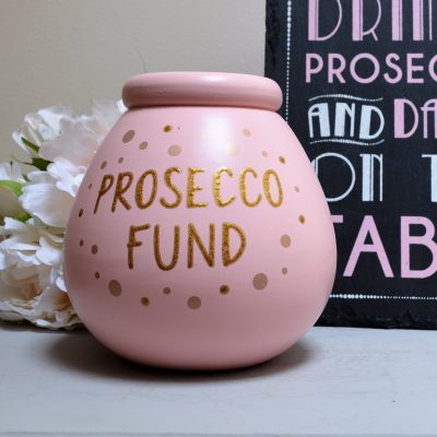 Prosecco Fund Pot Of Dreams Money Pot 7