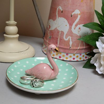 Flamingo Ring Dish 5