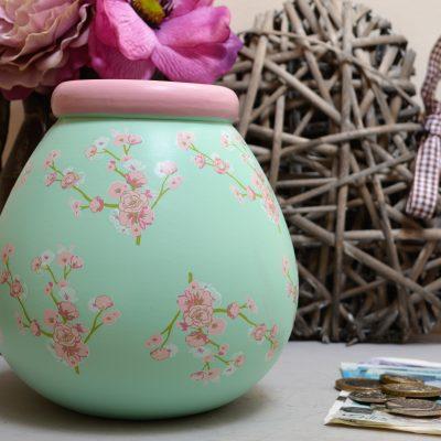 Blossom Pot Of Dreams Money Pot