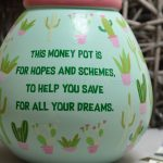 Cactus Pot Of Dreams Money Pot