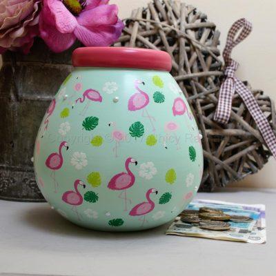 Flamingo Pot Of Dreams Money Pot 5