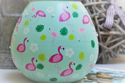 Flamingo Pot Of Dreams Money Pot 8