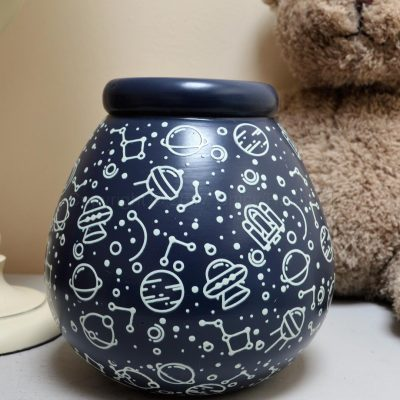 Glow In The Dark Pot Of Dreams Money Pot