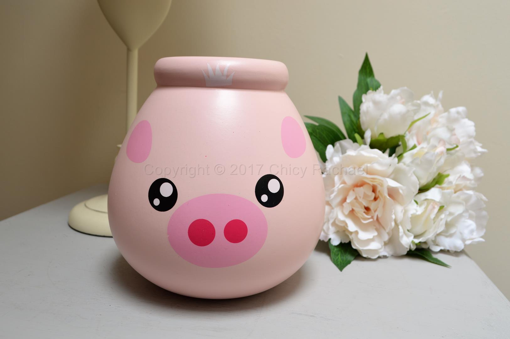 Pig Pot Of Dreams Money Pot