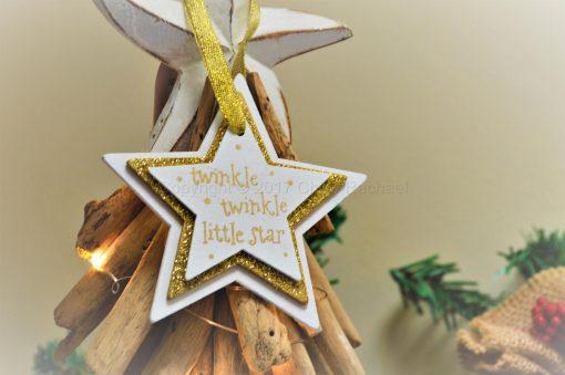 Twinkle Twinkle Little Star Hanging Decoration 3