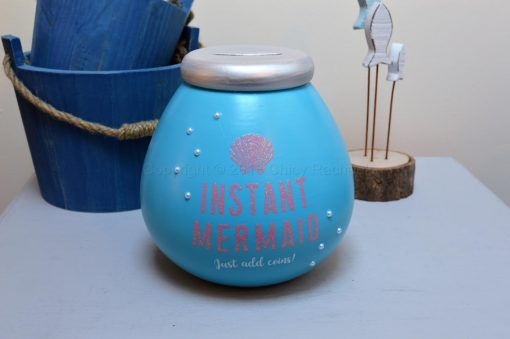 Instant Mermaid Pot Of Dreams Money Pot 11