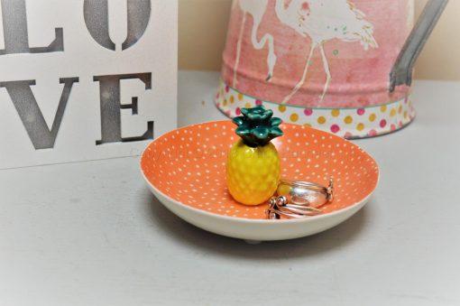 Pineapple Ring Dish 7